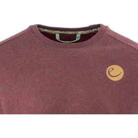 Edelrid Kamikaze - Camiseta de manga larga Hombre - rojo